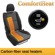 FREE ESTIMATES For Heated Car Seat Installation
